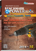 BENCHMARK POWER TOOL 2014~15